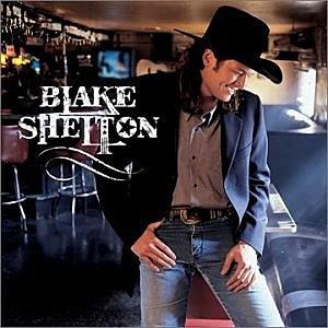 Blake Shelton debut album cover