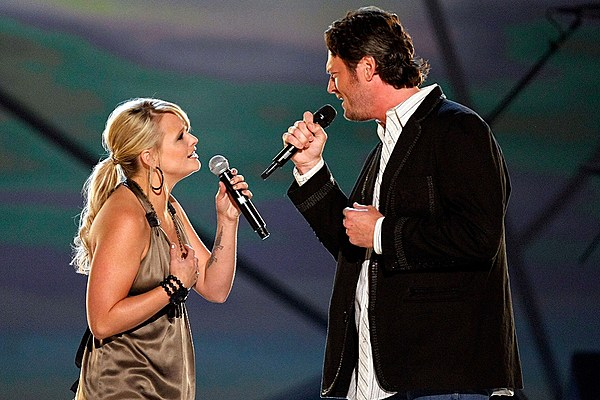 our favorite blake shelton and miranda lambert duets watch