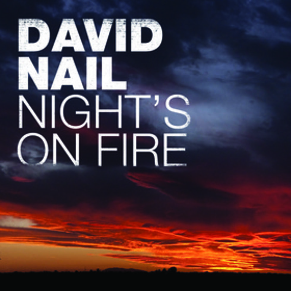 David Nail Releases New Single, \'Night\'s on Fire\' [LISTEN]