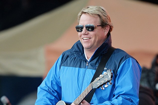 Country Artist Pat Green