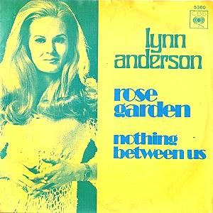 Lynn Anderson Rose Garden single cover