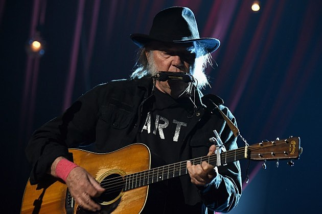 Neil Young and Promise of the Real Rebel Content Tour 2015