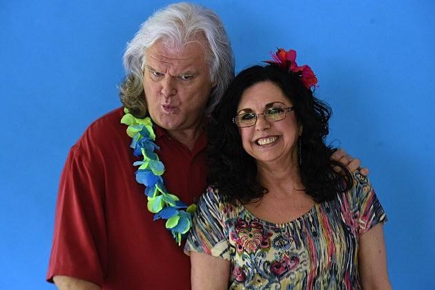 Ricky Skaggs, Sharon White Marriage