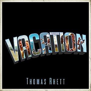 Thomas Rhett Vacation single cover