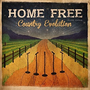 Home Free Country Evolution album cover
