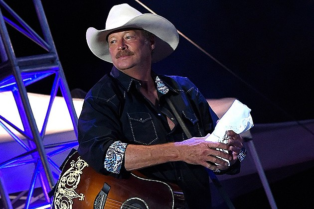 Alan Jackson Garage : Alan jackson named living legend again in golden