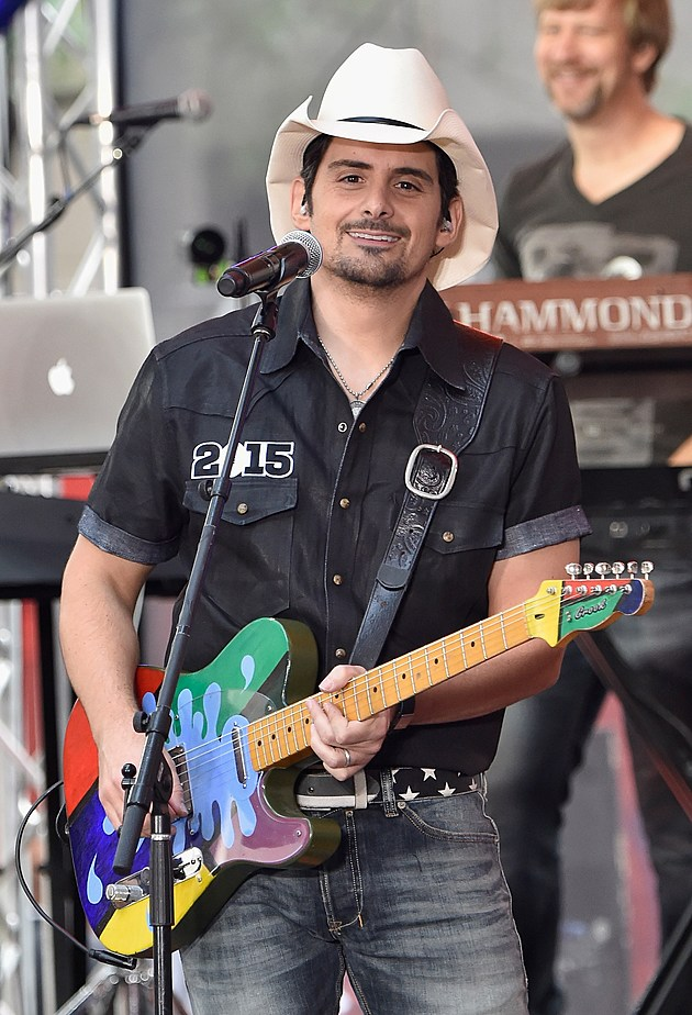 Brad Paisley birthday