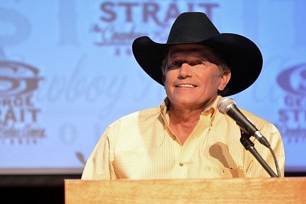 George Strait tour retirement