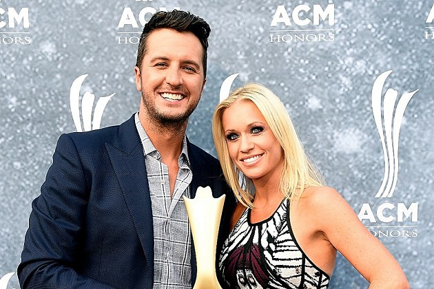 Luke Bryan Says His Wife Offers Stability On All Levels