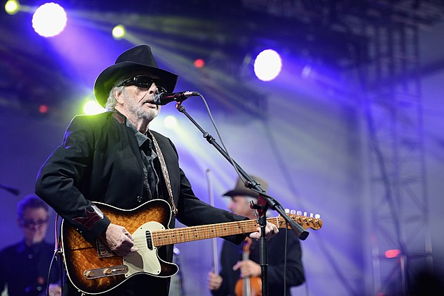 Merle Haggard Country Music Crap