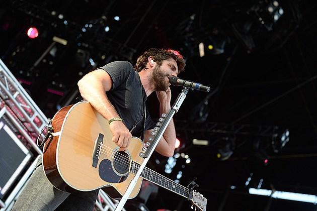 Thomas Rhett Tangled Up in Texas album release concert
