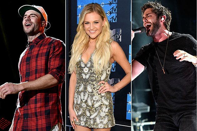 2016 CMA Awards New Artist of the Year nominees