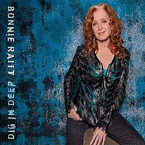 Bonnie Raitt Dig in Deep album cover