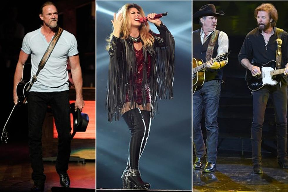 top 10 country dance party songs