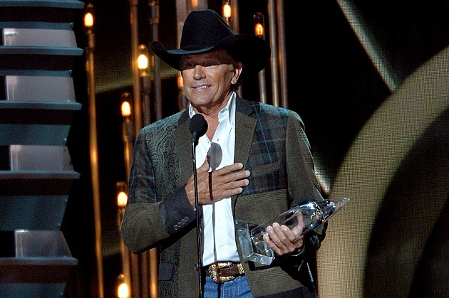 George Strait CMA Awards Entertainer of the year