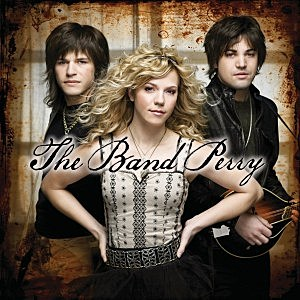 The Band Perry debut album cover