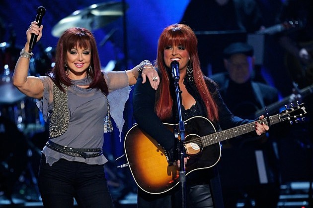Wynonna and Naomi Judd top ten songs