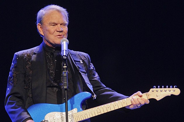 Glen Campbell back in memory care facility