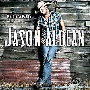 Jason Aldean My Kinda Party album cover