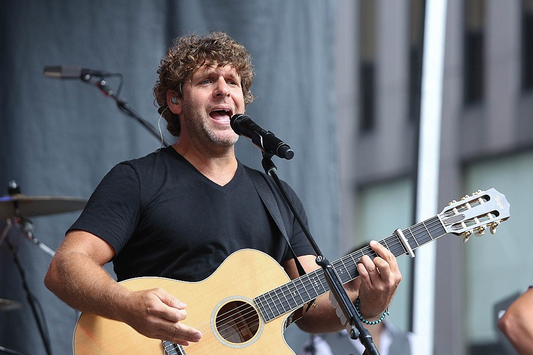 Billy Currington Shares New Single Listen