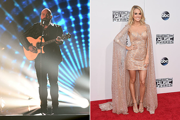 Zac Brown Carrie Underwood Sinatra 100 performances