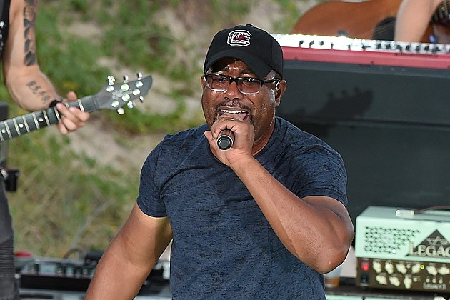 Darius Rucker new music 2016