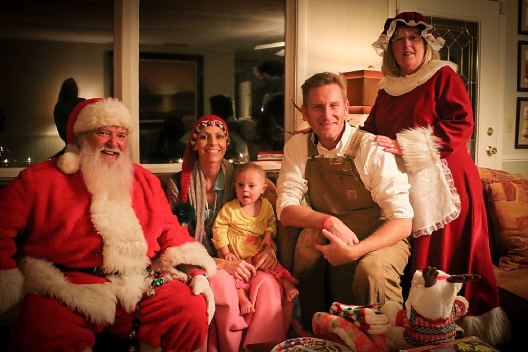 Joey + Rory Celebrate Christmas Early