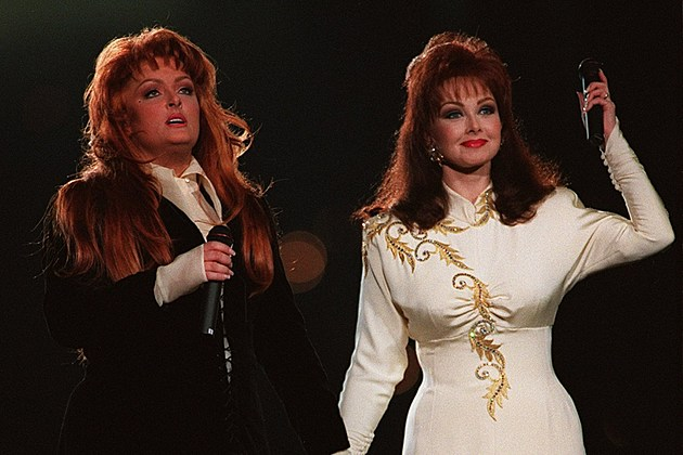 The Judds final show 1991