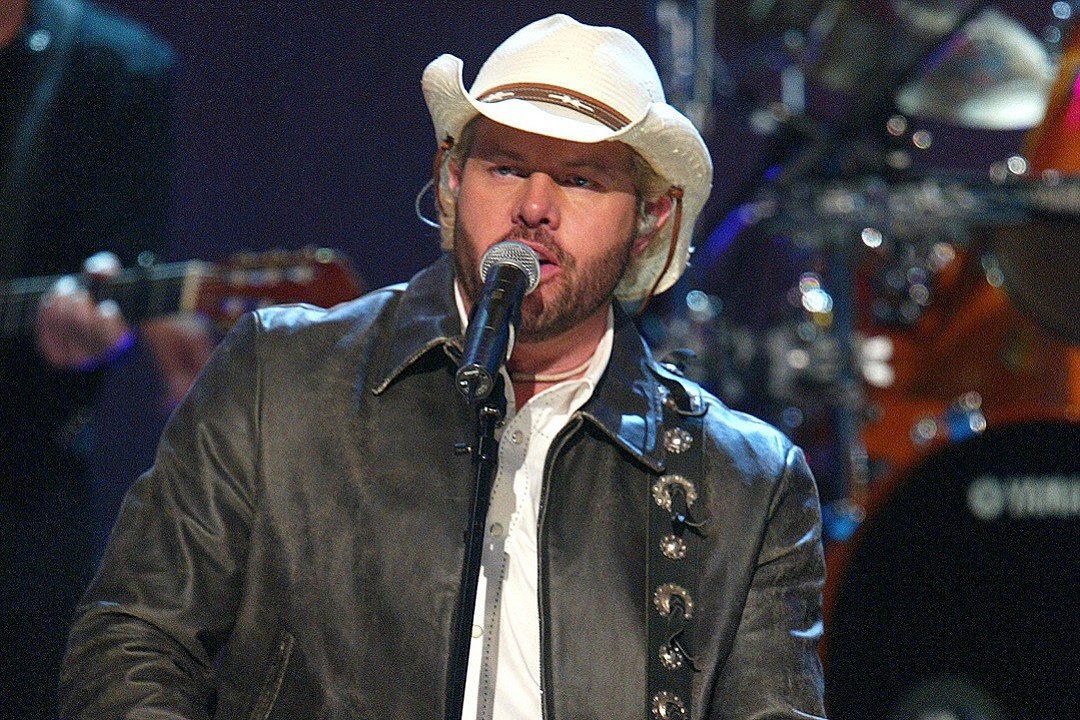 17 Years Ago: Toby Keith Makes His Grand Ole Opry Debut