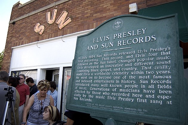 When did Sun Studio first open?