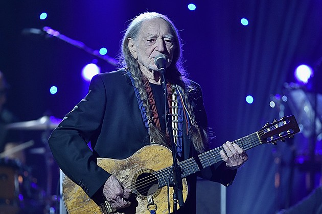 Willie Nelson 2015 John Lennon tribute concert