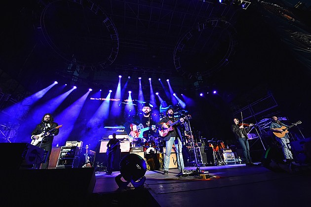 Zac Brown Band Southern Ground 2016