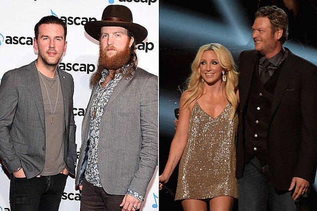 2016 Grammy Awards Best Country Duo Group Performance nominees