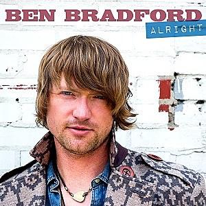 Ben Bradford Alright EP cover