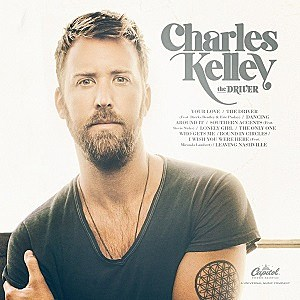 Charles Kelley The Driver album cover