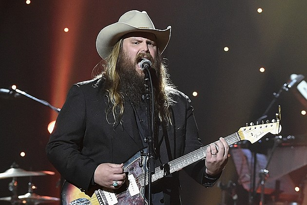 Chris Stapleton how dad influenced music