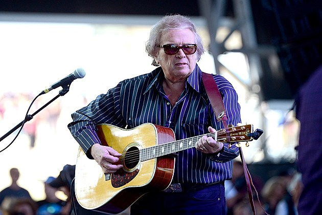 Don McLean domestic violence arrest statement