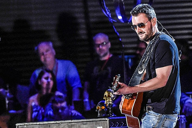 Eric Church National Championship