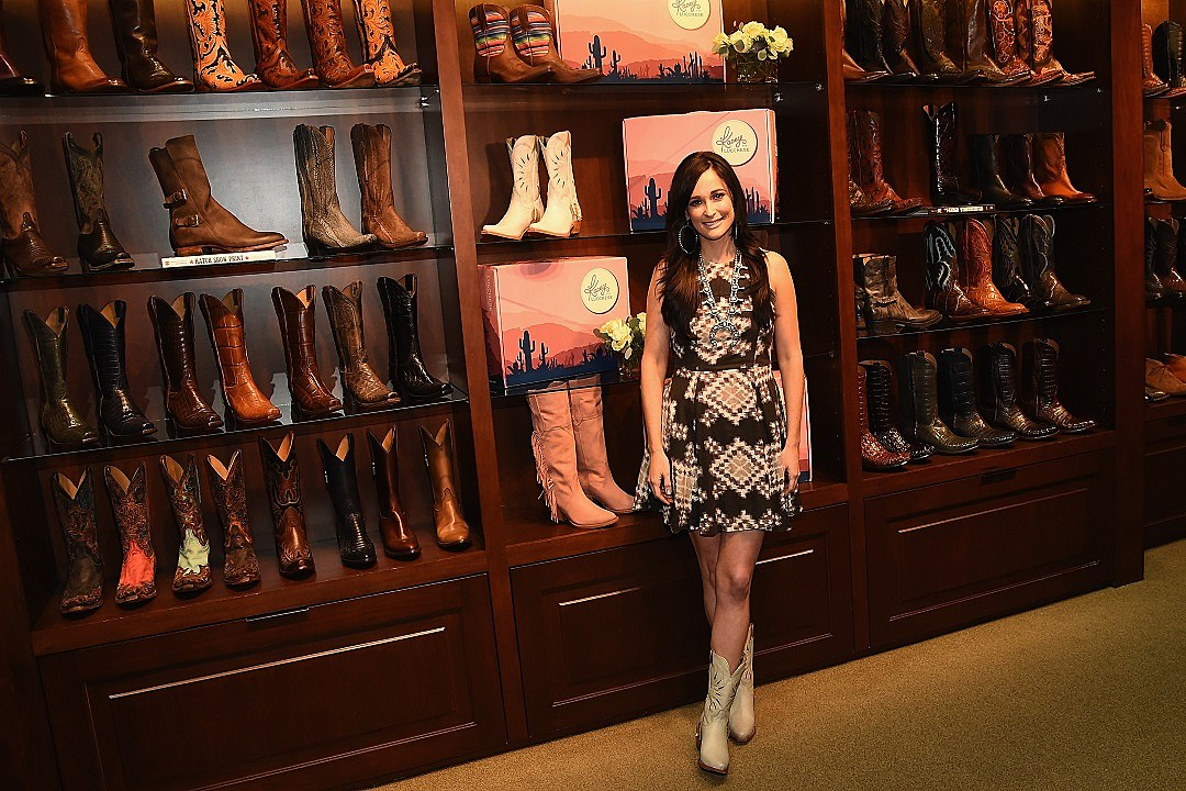 Kacey Musgraves' Car Broken Into in Nashville
