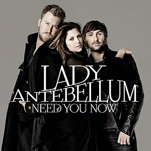 Lady Antebellum Need You Now album cover