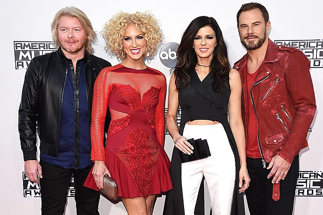 Little Big Town 2016 Grammy Awards performers