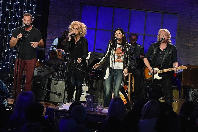 Little Big Town Girl Crush controversy