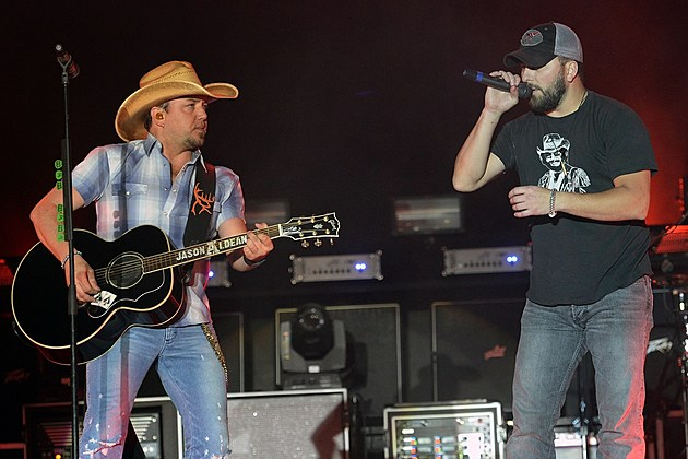 Tyler Farr friendship with Jason Aldean