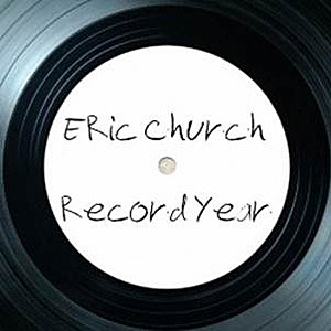 Eric Church Record Year single cover
