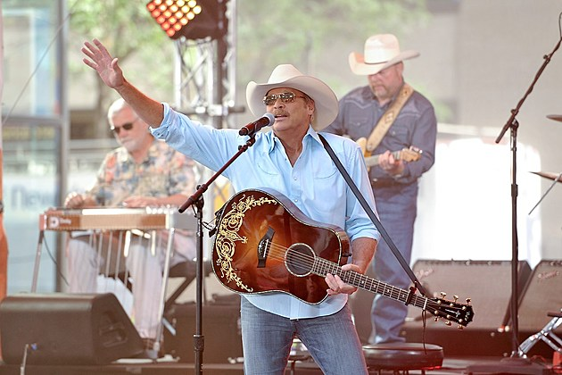 Alan Jackson 2016 tour dates