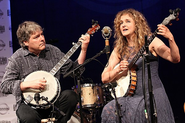Bela Fleck Abigail Washburn Win Best Folk Album At 2016