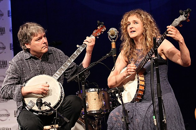Bela Fleck Abigail Washburn Best Folk Album 2016 Grammy Awards