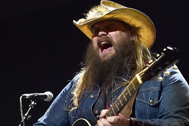 Chris Stapleton 2016 Grammy Awards Best Country Album
