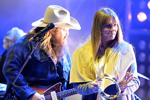 Chris Stapleton Morgane Stapleton You Are My Sunshine