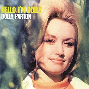 Dolly Parton Hello Im Dolly album cover